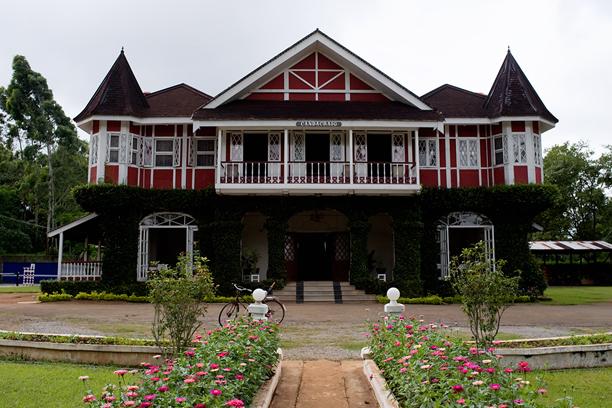 Canadcraig hotel Pyin_Oo_Lwin