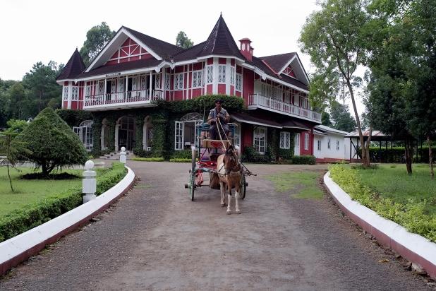 Candacraig Hotel in Pyin Oo Lwin