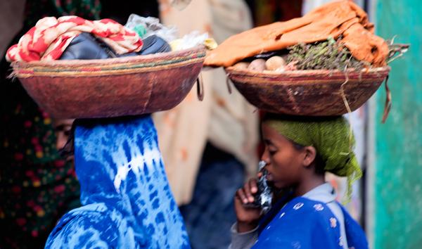 Harar women Ehiopia