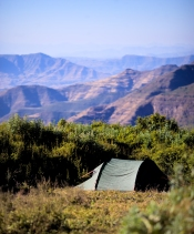 Hillberg tent