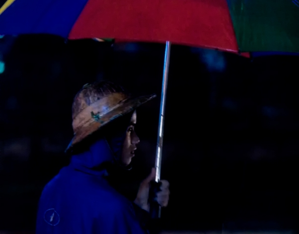 Trishaw Man in Burma