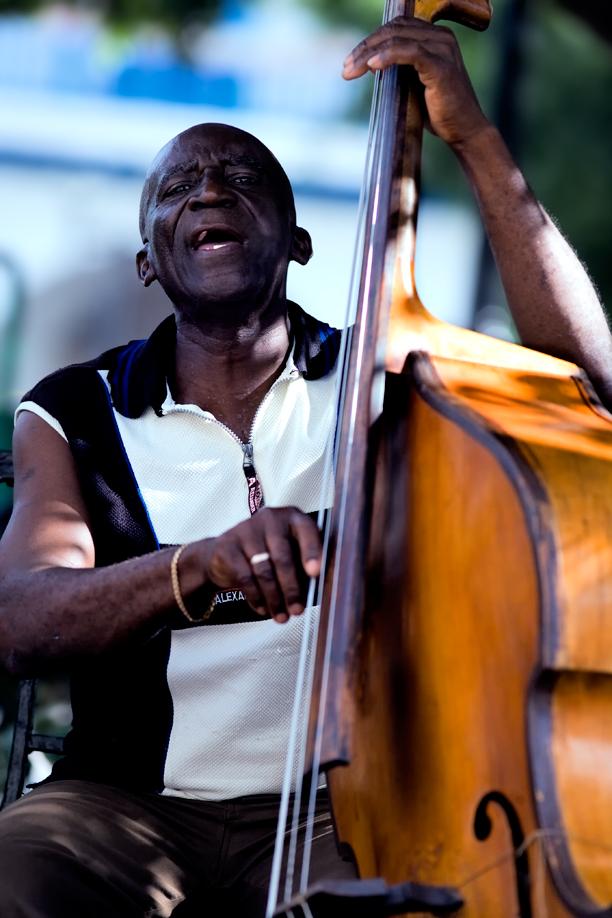Musician Santiago de Cuba