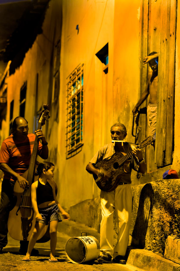 Musicians Santiago de Cuba