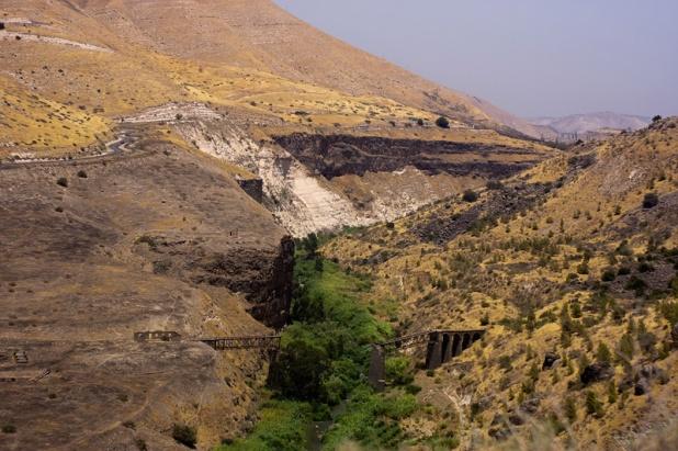 Yarmouk Gorge