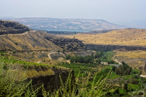 Yarmouk Gorge 2