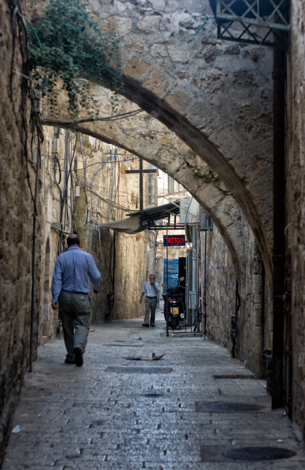 Old city of Jerusalem 2