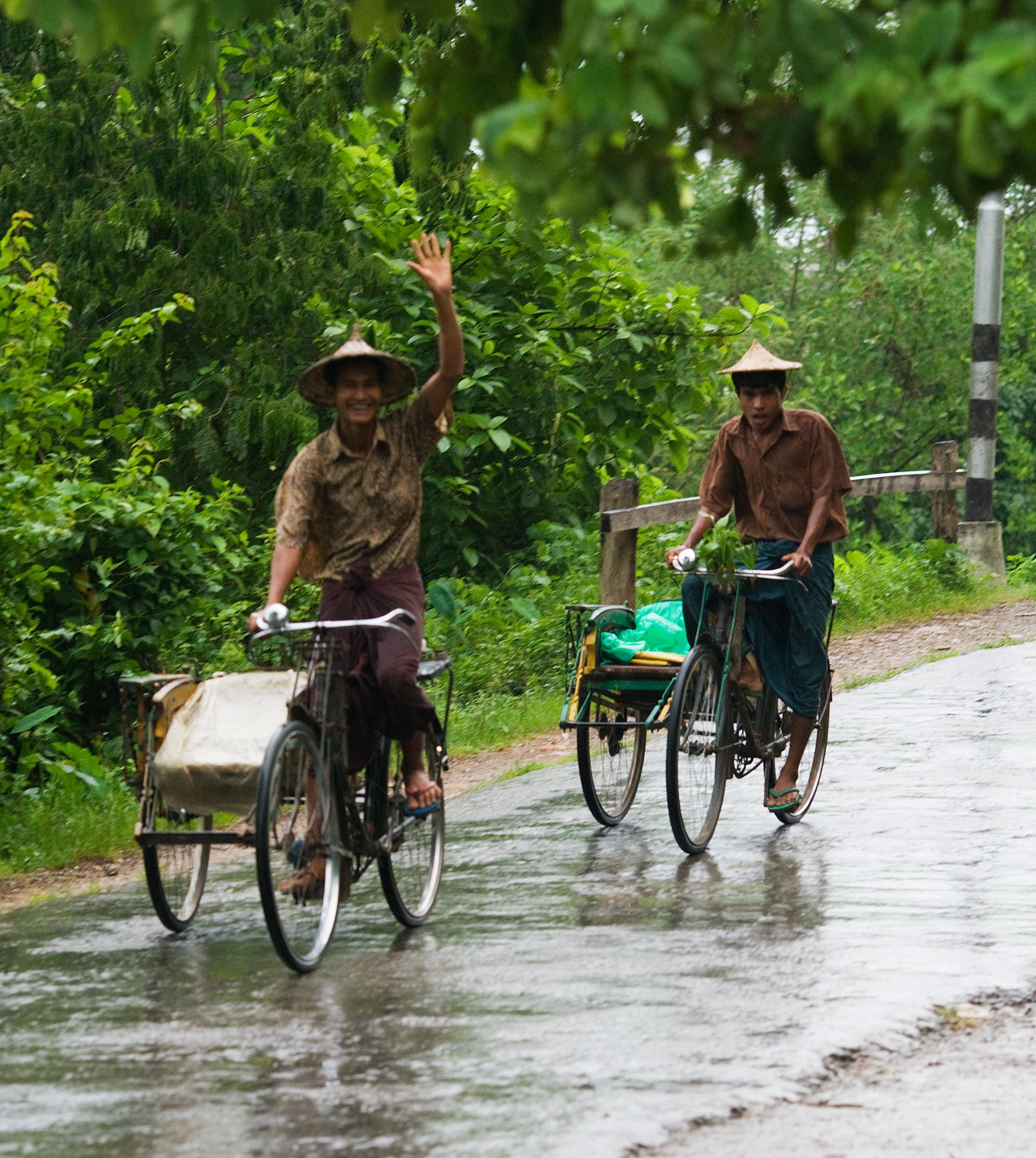 Myanmar (Burma): Weather & when to go