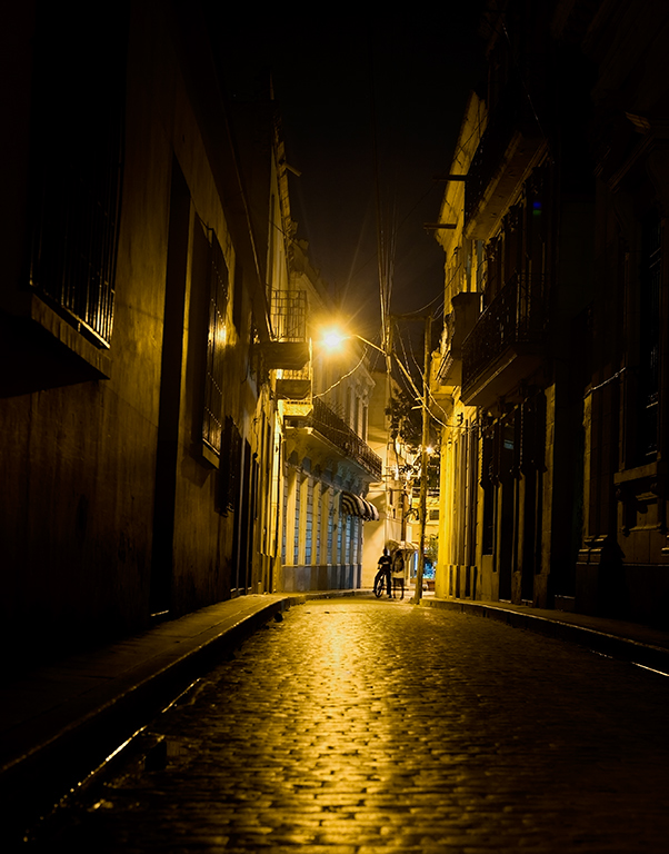 Darkness of Camagüey