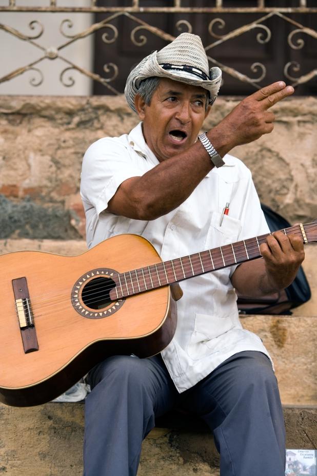 Street musician 2