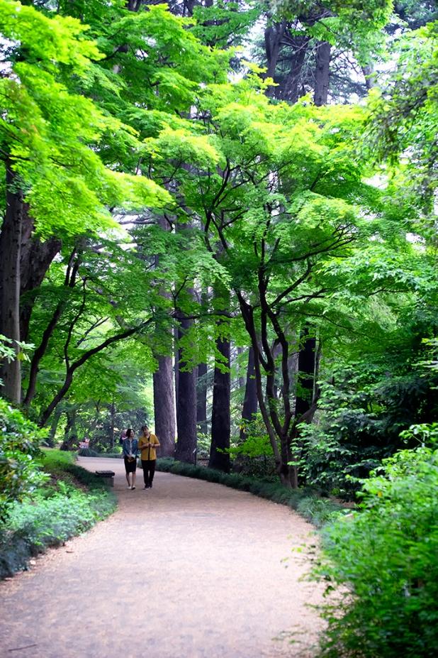Gyoen Park
