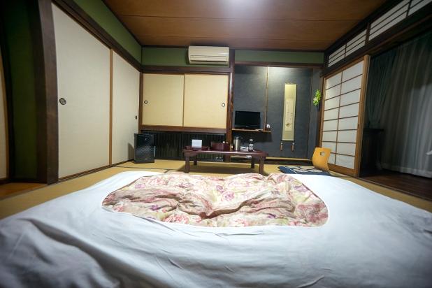 Fujimjen Ryakon room