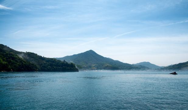 Omishima Island view